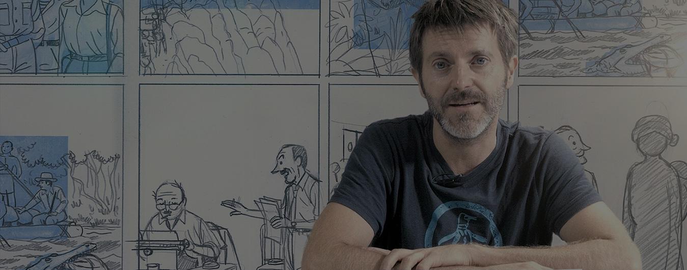 Paco Roca recibirá el Premio AFPE 2015